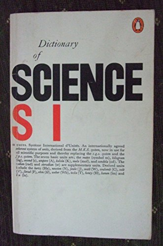 Dictionary Of Science, The Penguin (Penguin Reference Books)