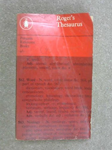 9780140510072: Thesaurus of English Words and Phrases (Reference Books)