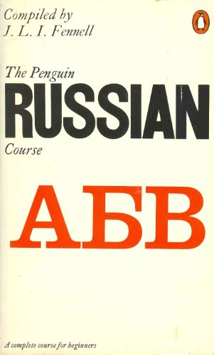 9780140510201: Penguin Russian Course (Reference Books)