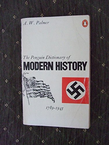 9780140510263: A Dictionary of Modern History