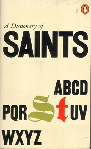 9780140510300: The Penguin Dictionary of Saints
