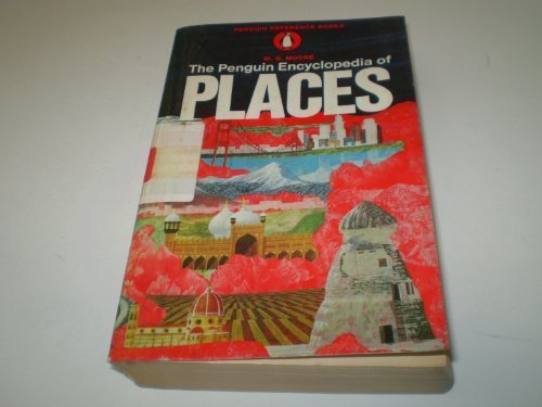 9780140510478: The Penguin Encyclopedia of Places (Reference Books)