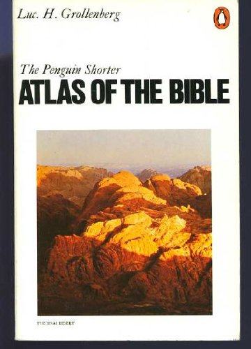 9780140510560: The Penguin Shorter Atlas of the Bible (Reference Books)