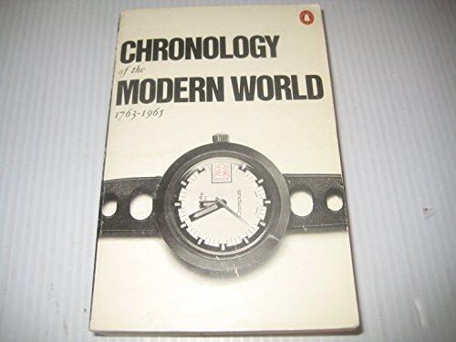 9780140510584: Chronology of the Modern World, 1763-1965 (Penguin reference books)