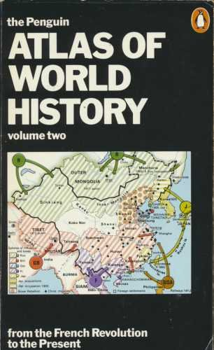 9780140510614: 02 Penguin Atlas Of World History (Reference Books) (v. 2)
