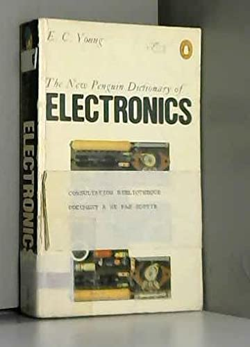 9780140510744: Dictionary of Electronics, The Penguin: Revised Edition (Dictionary, Penguin)