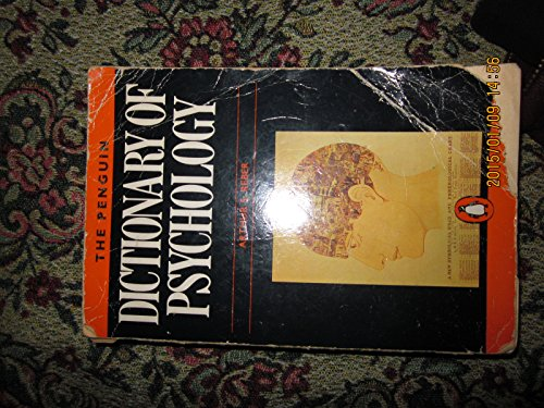 9780140510799: Dictionary of Psychology, The Penguin (Dictionary, Penguin)