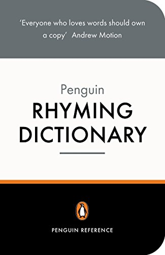 9780140511369: The Penguin Rhyming Dictionary