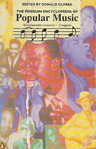 9780140511475: The Penguin Encyclopedia of Popular Music (Penguin Reference Books.)