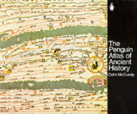 9780140511512: Penguin Atlas of Ancient History (Reference Books)