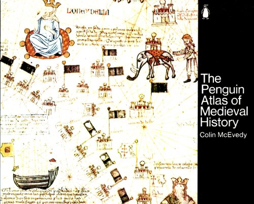 9780140511529: The Penguin Atlas of Medieval History (Reference Books)