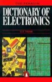 9780140511871: Dictionary of Electronics, The Penguin: Second Edition (Reference)