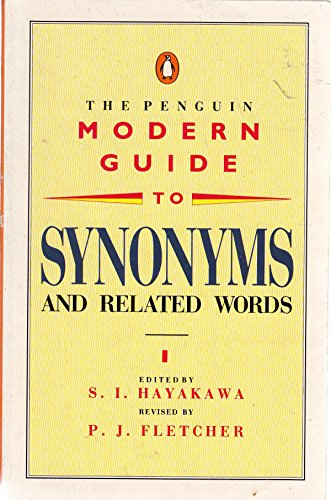 9780140511895: Penguin Modern Guide To Synonyms And Related Words 1st Edition (Reference Books)