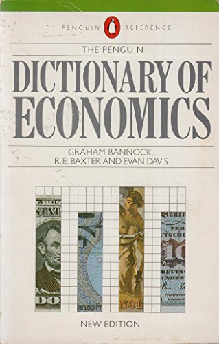 9780140511949: The Penguin Dictionary of Economics (Reference Books)