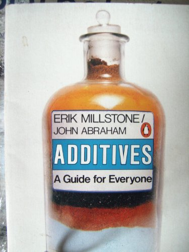 9780140512236: Additives: A Guide for Everyone