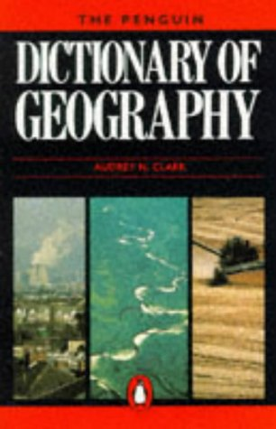 9780140512335: Dictionary of Geography, The Penguin (Reference)