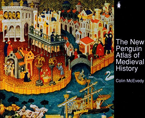 9780140512496: The New Penguin Atlas of Medieval History