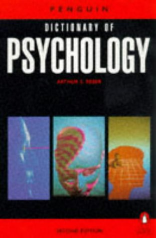 9780140512809: Dictionary of Psychology, The Penguin: Second Edition (Dictionary, Penguin)