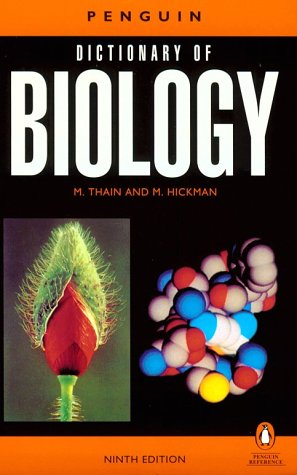 9780140512885: Dictionary of Biology, The Penguin: Ninth Edition (Dictionary, Penguin)