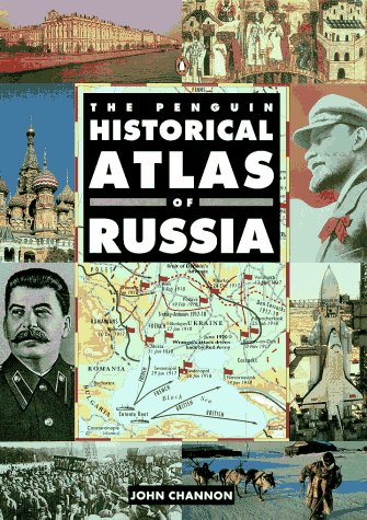 9780140513264: The Penguin Historical Atlas of Russia (Hist Atlas)