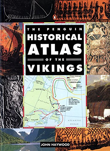 9780140513288: The Penguin Historical Atlas of the Vikings (Penguin Historical Atlases)