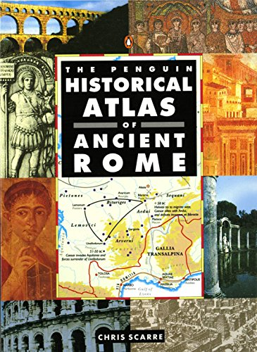 9780140513295: The Penguin Historical Atlas of Ancient Rome (Penguin Historical Atlases)