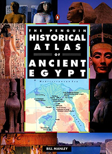 9780140513318: The Penguin Historical Atlas of Ancient Egypt (Hist Atlas)