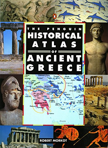 9780140513356: The Penguin Historical Atlas of Ancient Greece