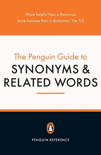 9780140513455: The Penguin Guide to Synonyms and Related Words (Penguin Reference Books)