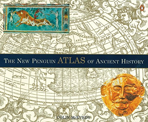 9780140513486: The New Penguin Atlas of Ancient History: Revised Edition