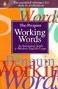 9780140513516: The Penguin Working Words : An Australian Guide to Modern English Usage