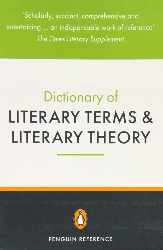 9780140513639: The Penguin Dictionary of Literary Terms and Literary Theory (Penguin Dictionary)