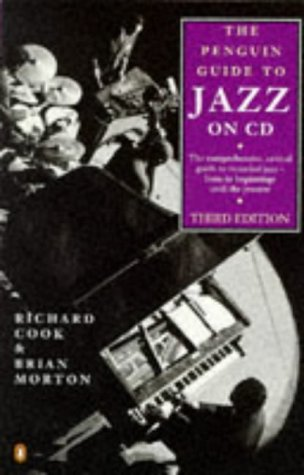 9780140513684: Jazz on CD, The Penguin Guide to: Second Revised Edition (Reference)