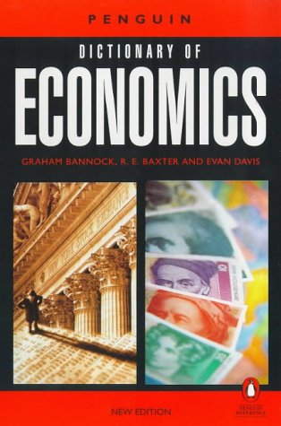 9780140513769: The Penguin Dictionary of Economics (Penguin reference)