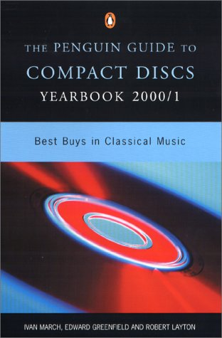 9780140513820: The Penguin Guide to Compact Discs 2000/2001 (Penguin Reference Books)