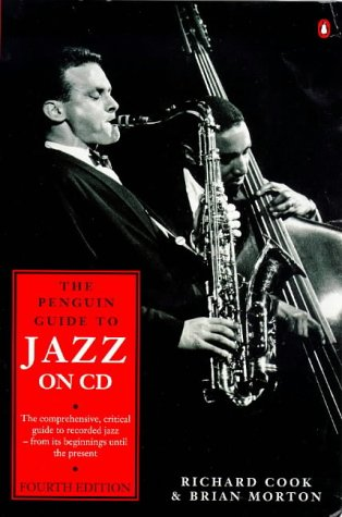 9780140513837: The Penguin Guide to Jazz on CD, 4th Edition