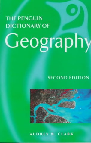 9780140513882: The Penguin Dictionary of Geography (Penguin reference)