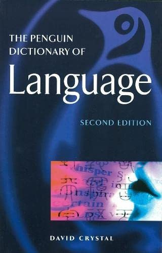 9780140514162: The Penguin Dictionary of Language (Penguin Reference Books)