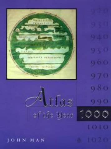 9780140514193: Atlas of the Year 1000