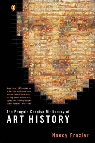 9780140514209: The Penguin Concise Dictionary of Art History