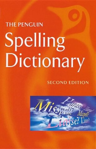 9780140514254: THE PENGUIN SPELLING DICTIONARY (PENGUIN REFERENCE BOOKS)