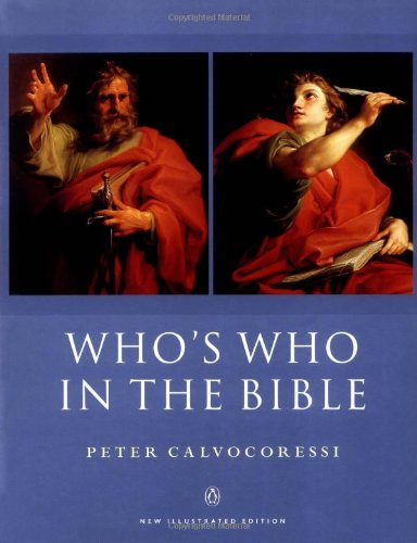 9780140514261: Who's Who in the Bible: New Illustrated Edition (Reference)
