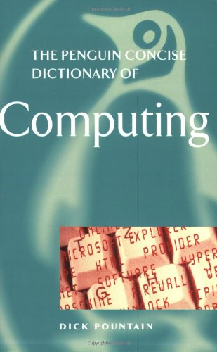 9780140514360: The Penguin Concise Dictionary of Computing