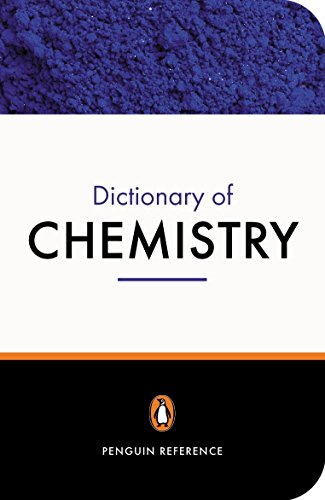 9780140514452: The Penguin Dictionary of Chemistry (Penguin Dictionary)