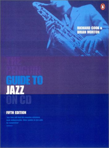 9780140514520: The Penguin Guide to Jazz on CD, 5th Edition
