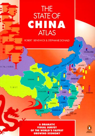 9780140514582: The State of China Atlas