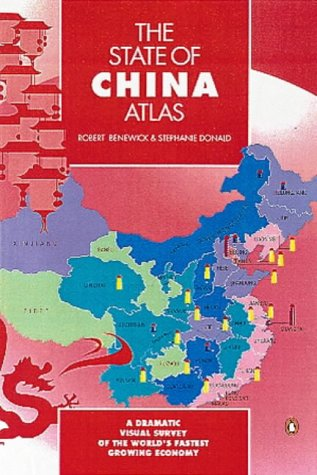 9780140514582: The State of China Atlas (Penguin Reference Books)