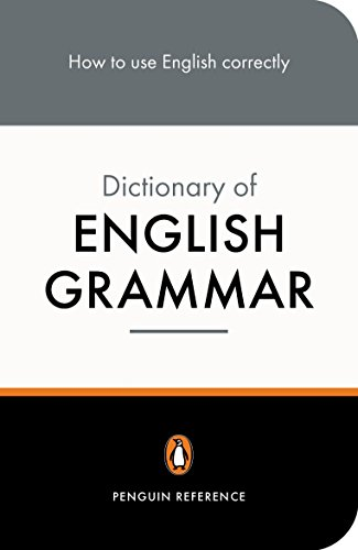 Penguin Dictionary Of English Grammar (Penguin Reference Books) (0140514643) by R L Trask