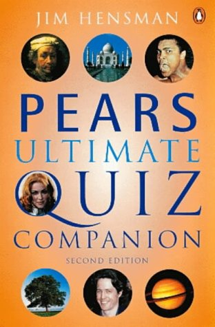 9780140514650: Pears Ultimate Quiz Companion (Penguin Reference Books)