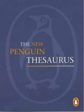 9780140514698: New Penguin Thesaurus In A To Z Form (Penguin Reference Books)